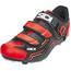 Sidi MTB Buvel Fahrradschuhe Herren black/red